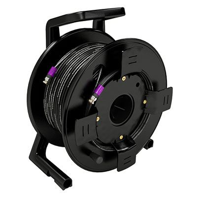 Image of DSC Drum Mounted Extended Distance HD Cable 100M