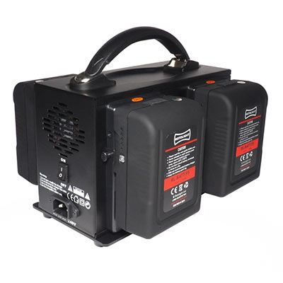 Rotolight 4-Channel V-Lock Battery Charger