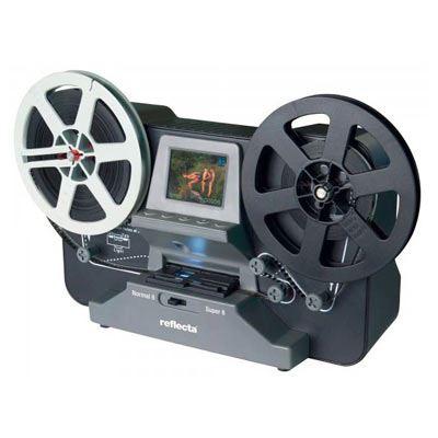 Image of Reflecta Super 8 Regular 8 Scanner