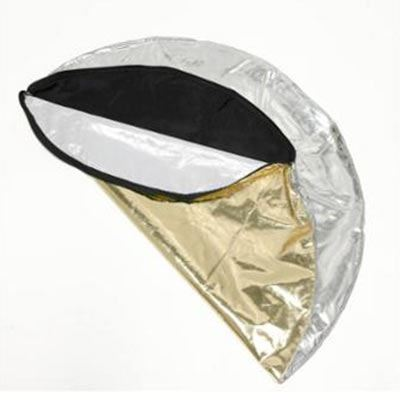 Image of Calumet 56cm Collapsible Reflector 4-Colour Cover Set