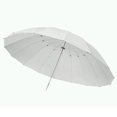 Image of Calumet 16-Panel Translucent Umbrella - 190cm