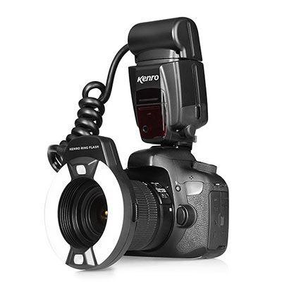 Kenro Macro Ring Flash - Canon