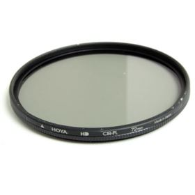 Used Hoya 72mm HD Digital High Transparency Circular Polariser Filter