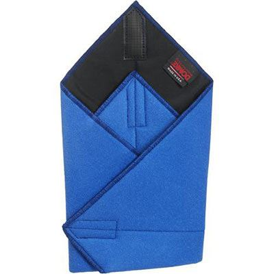 Image of Domke F-34L 19 inch Protective Wrap - Blue