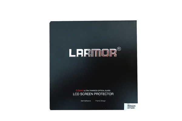 Larmor Screen Protector for Nikon D7500