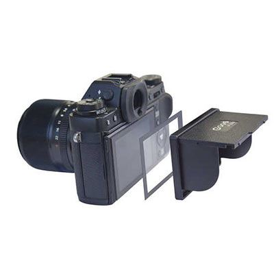 Image of Larmor 5th Gen LCD Protector Canon 70D / 80D