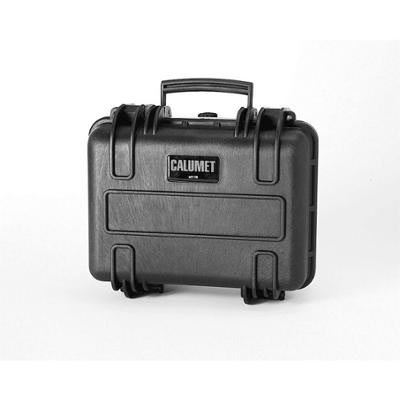 Calumet WT173 Water Tight Hard Case - Black