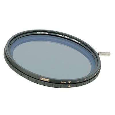 Calumet Fader Vario-ND Multi-Coated 82mm Filter
