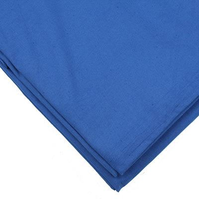 Calumet 2.43 x 2.43m On-Site Chromablue Muslin Background