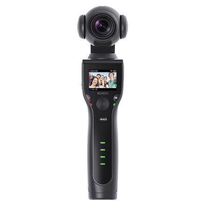 Removu K1 All-in-One 4K Video Camera Stabilizer