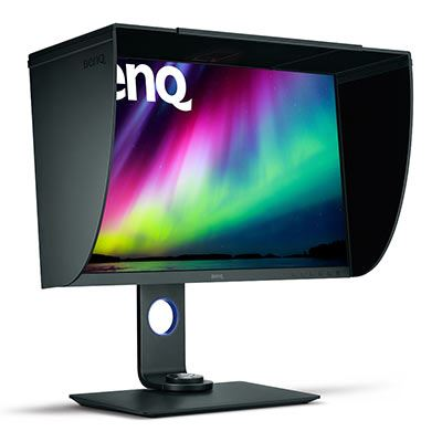 Image of BenQ Pro SW271 27in IPS LCD Monitor