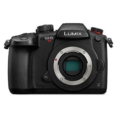 Panasonic Lumix GH5S Digital Camera Body