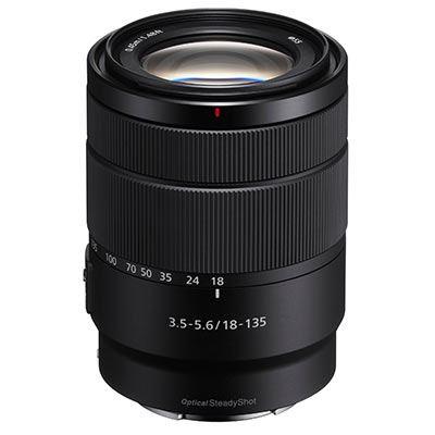 Used Sony E 18-135mm f3.5-5.6 OSS Lens