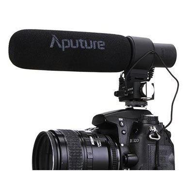 Image of Aputure V-Mic D2 Shotgun Microphone