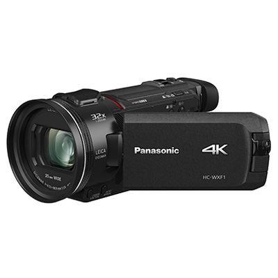 Image of Panasonic HC-VXF1 4K Camcorder