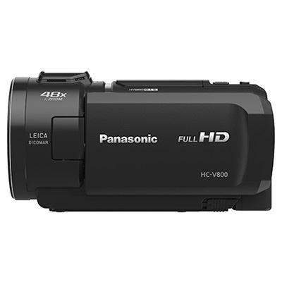 Image of Panasonic HC-V800 HD Camcorder