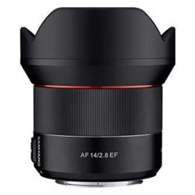 Samyang AF 14mm f2.8 - Canon EF Fit
