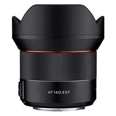 Samyang AF 14mm f2.8 Lens - Canon EF Fit