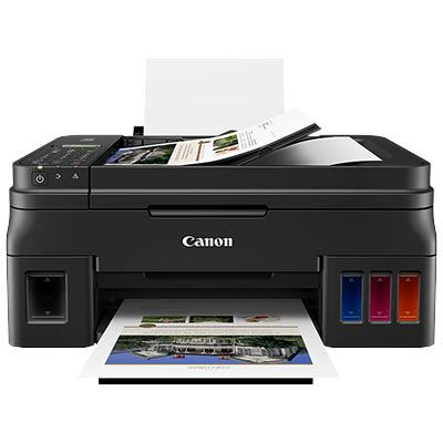 Image of Canon PIXMA G4510 Refillable Printer