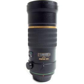 Used Pentax 300mm F4 DA* Lens