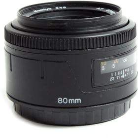 Used Mamiya 645 AF 80mm F2.8 Lens