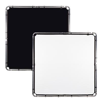 Image of Lastolite Skylite Rapid Fabric Midi 1.5 x 1.5m Black / White