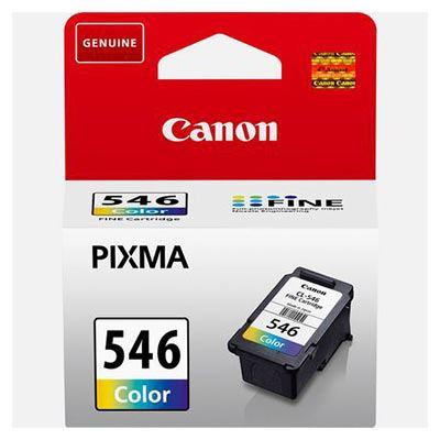 Image of Canon CL-546 C/M/Y Colour Ink Cartridge