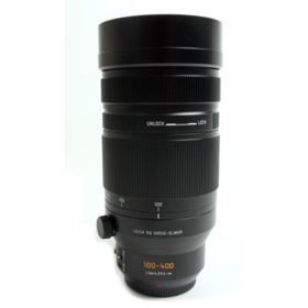 Used Panasonic 100-400mm f4-6.3 Power OIS - Micro Four Thirds Fit