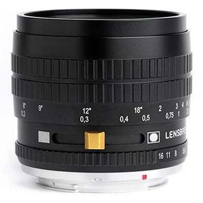 Lensbaby Burnside 35 - Canon EF