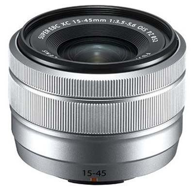 Image of Fujifilm XC 15-45mm f3.5-5.6 OIS PZ Lens - Silver