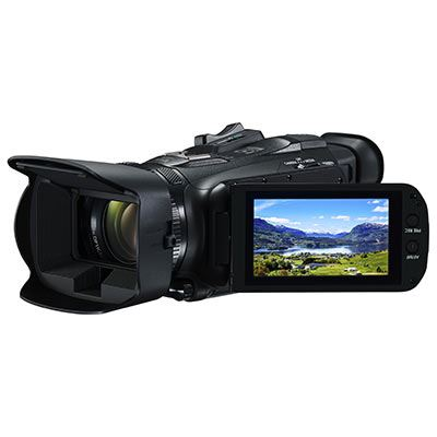 Image of Canon LEGRIA HF G26 Camcorder