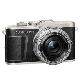 Olympus Pen E-PL9 Digital Camera with 14-42mm Lens - Silver
