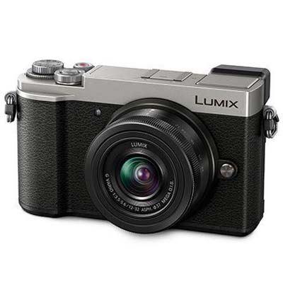 Panasonic LUMIX GX9 Digital Camera with 12-32mm f3.5-5.6 Mega OIS G Lens