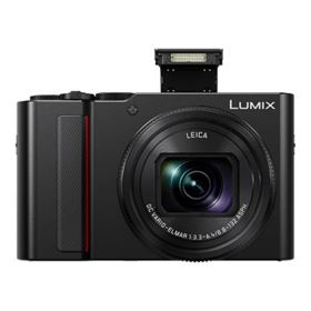 Panasonic LUMIX DMC-TZ200 Digital Camera - Black