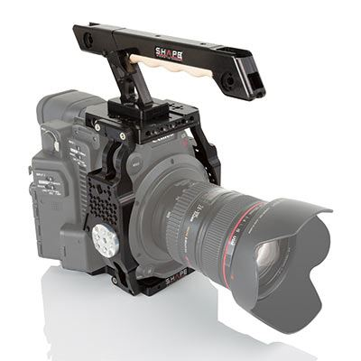 Shape Canon C200 Cage With Top Handle