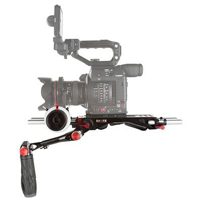 Image of Shape Canon C200 Bundle Rig and Follow Focus Pro (Pro SM W/O Right Handle)