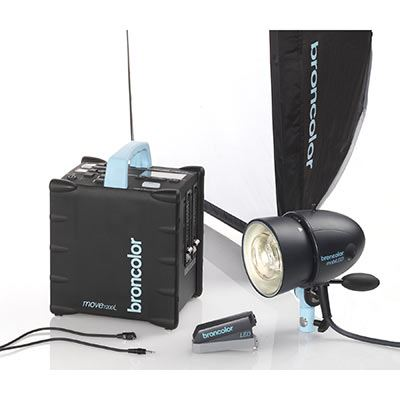 Broncolor Move 1200L – Outdoor Kit 1