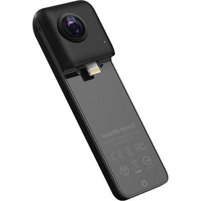Insta360 Nano S Camera Black