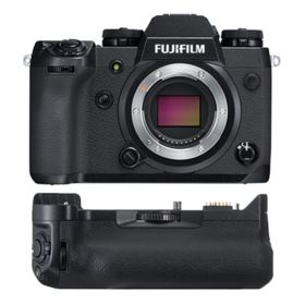 Fujifilm X-H1 with Vertical Battery Grip