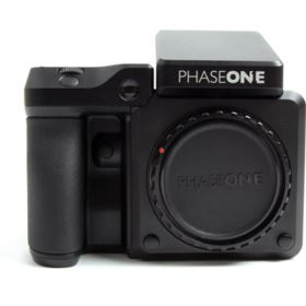Used Phase One XF Body, Prism Finder, and 80mm LS Lens