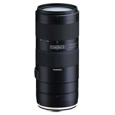 Tamron 70-210mm f4 Di VC USD  - Nikon Fit