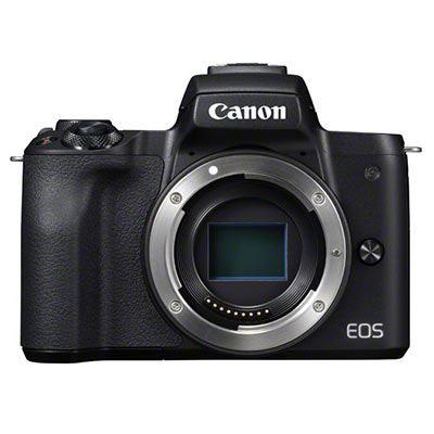 Canon EOS M50 Digital Camera Body - Black
