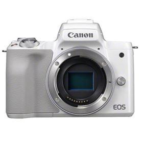 Canon EOS M50 Digital Camera Body - White