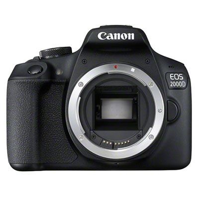 Image of Canon EOS 2000D Digital SLR Camera Body