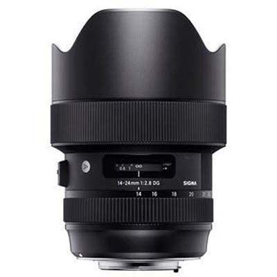 Image of Sigma 14-24mm f2.8 DG HSM Art Lens - Sigma SA Fit