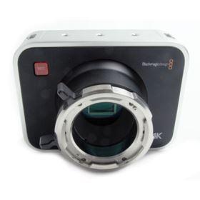Used Blackmagic Production Camera - PL Mount