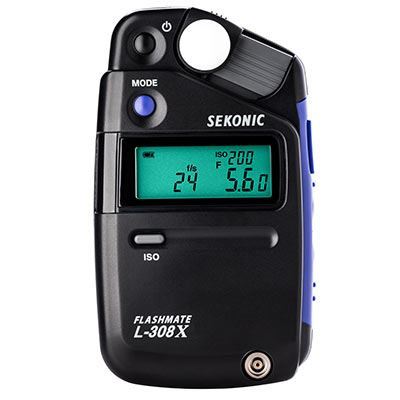 Image of Sekonic Flashmate L-308X Light Meter