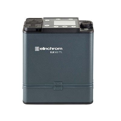 Image of Elinchrom ELB 500 TTL Pack without Battery