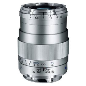 Zeiss 85mm f4 Tele-Tessar T* ZM Sliver Lens - Leica Fit