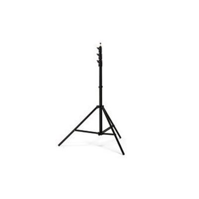 Image of Calumet Air Cushioned Light Stand 3.9m - Black